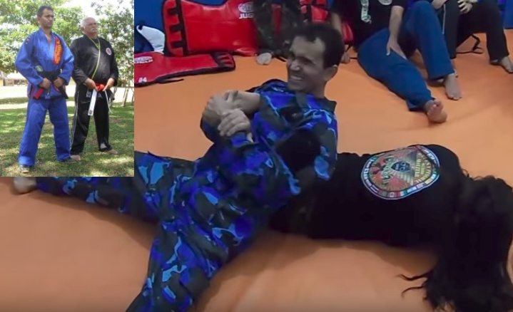 Bullshido Alert: Grão Mestre Rayllamm, a '7th Degree Black Belt In Grappling'