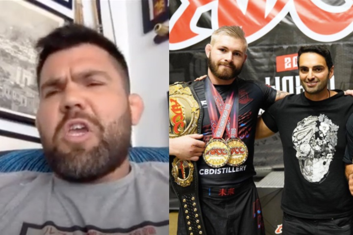 Robert Drysdale Responds to Gordon Ryan & Mo Jassim's Fixed ADCC Match Allegations
