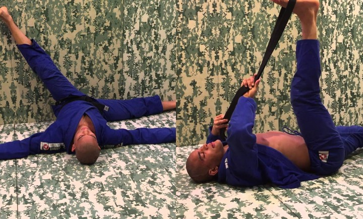Pre-Bed STRETCHING ROUTINE To Keep You Limber For BJJ