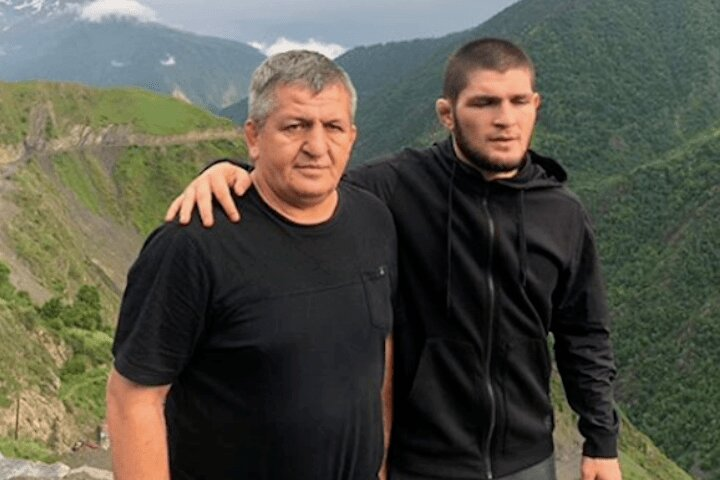 Khabib Nurmagomedov Writes Emotional Post One Year After His Father's Passing