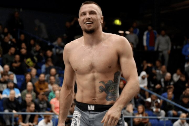 Craig Jones Injured & Out of Match Against Lucas Barbosa (Road to ADCC)