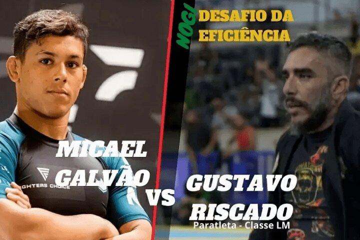 Mica Galvao to Compete at Parajiu-Jitsu Superfight Against Gustavo Riscado