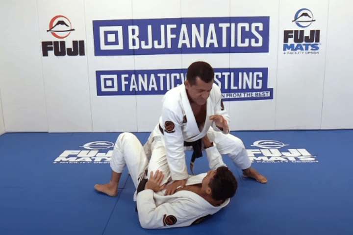 Learn The KNEE ON BELLY And Make Your Training Partners Suffer