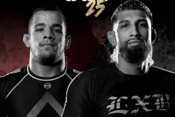 Submission Underground (SUG) 25 Full Card Line-Up Preview