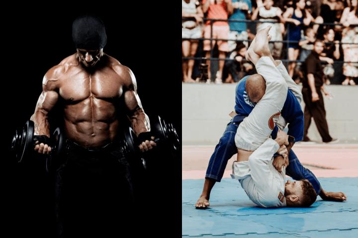 Bodybuilding & Brazilian Jiu-Jitsu: Can They Go Together?