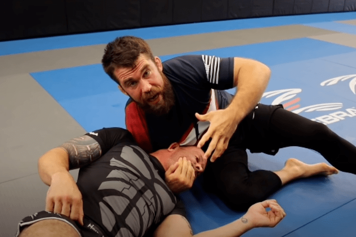 Try This UNUSUAL SUBMISSION Finish If Your Guillotine Choke Fails