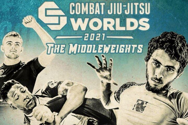 """Combat Jiu-Jitsu Worlds: The Middleweights"" Announced"