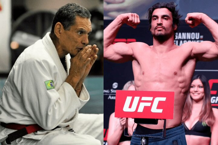 """Relson Gracie Criticizes Kron's Striking in the UFC: """"You Don't Need To Do Boxing"""""""