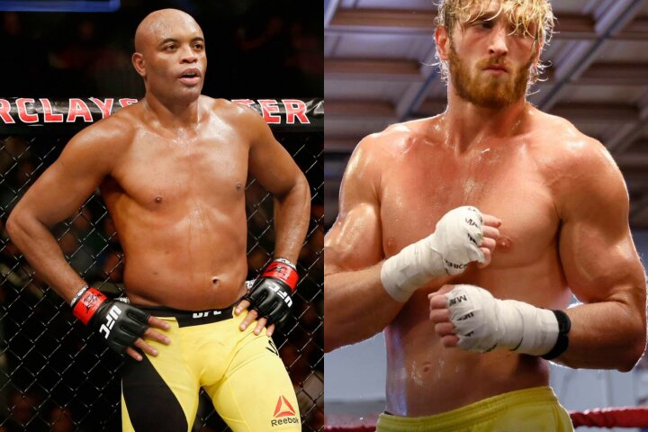 Anderson Silva vs. Logan Paul Boxing Match: Paul Called as Favorite