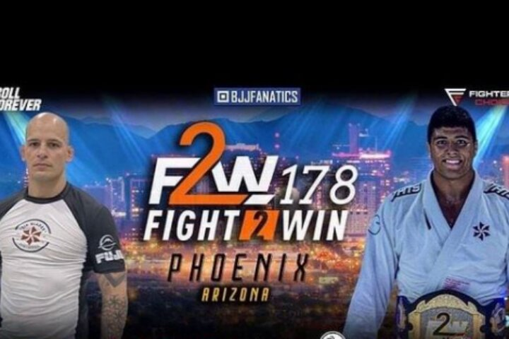 Fight To Win 178 Line-Up: The Return of Xande Ribeiro