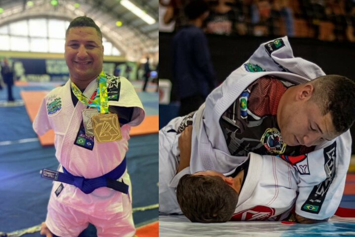 """Born Without Arms and Legs, Juninho Exceeds in BJJ: """"The Path Is Always To Persist"""""""