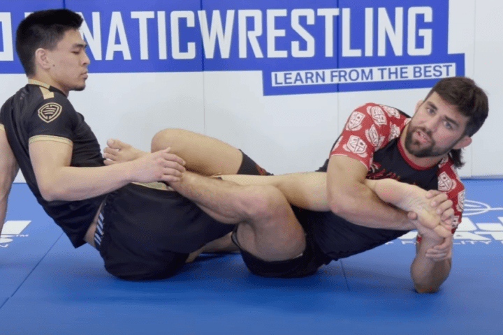 Unstoppable Toe Hold Details by Garry Tonon