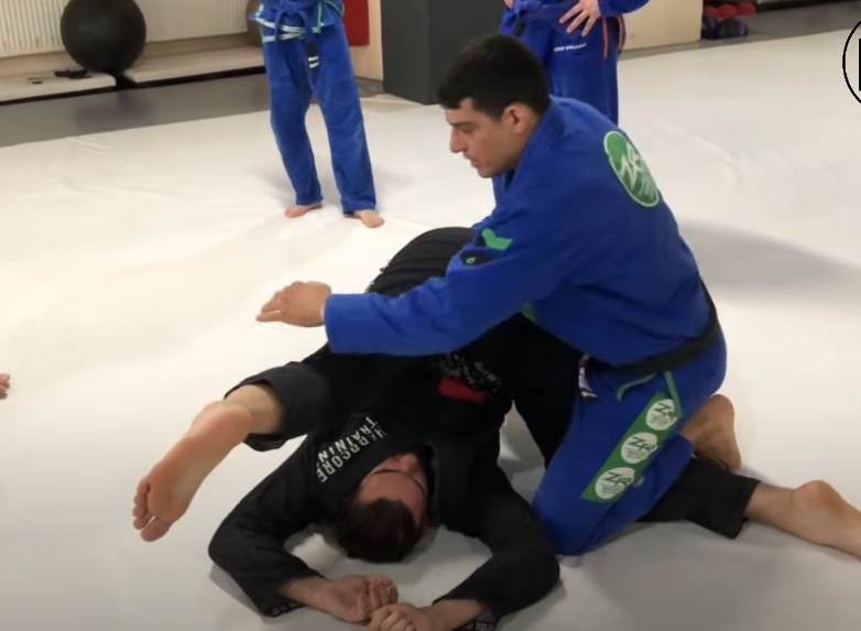 The Most Effective Way To Pass a Flexible BJJ Guard Player