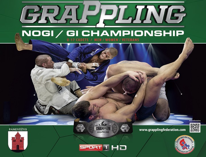 2nd World IGF Grappling Championship in Lithuania, October 9th