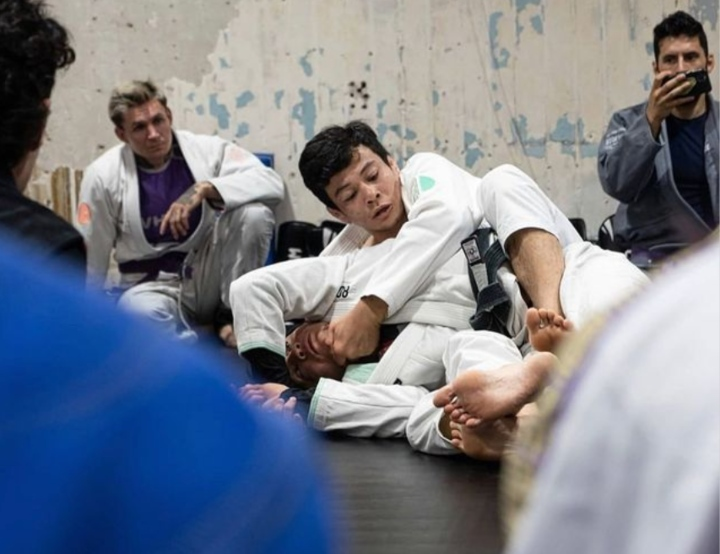 Paulo Miyao on New Role as a BJJ Academy Instructor: 'I Started To Enjoy Teaching'
