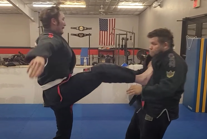 The 5 Different Types of New Guys You'll Encounter in Jiu-Jitsu