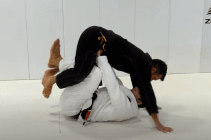"""Easy MOUNT ESCAPE To Butterfly Guard by Marcus """"Buchecha"""" Almeida"""