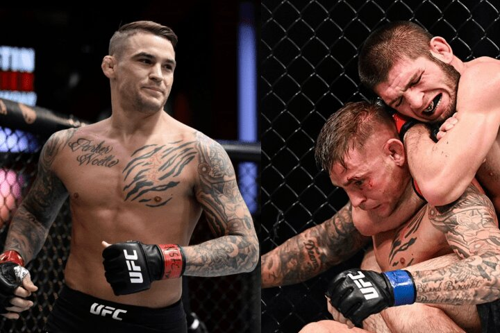 """Dustin Poirier: """"Khabib's Grappling Is On Another Level"""""""