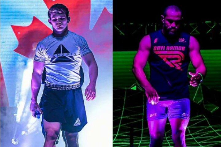 Fight To Win 182: Dante Leon vs. Davi Ramos Announced