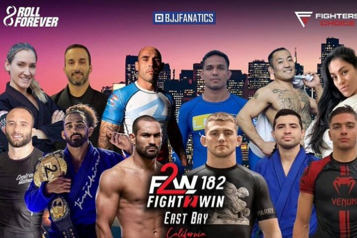 Fight To Win (F2W) 182: Full Card Preview