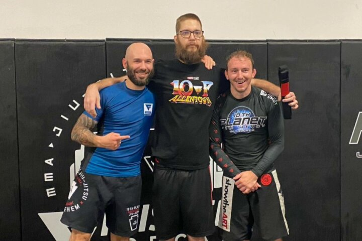 10th Planet Black Belt Zack Edwards Diagnosed With Brain Cancer