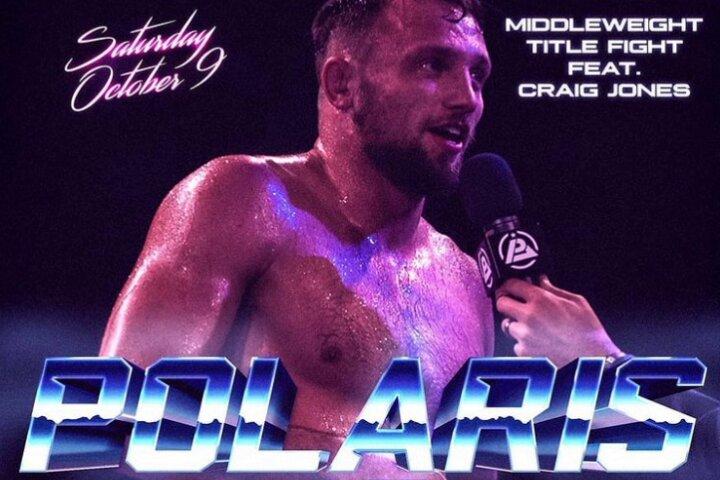Polaris 17: Craig Jones Set To Defend Middleweight Title