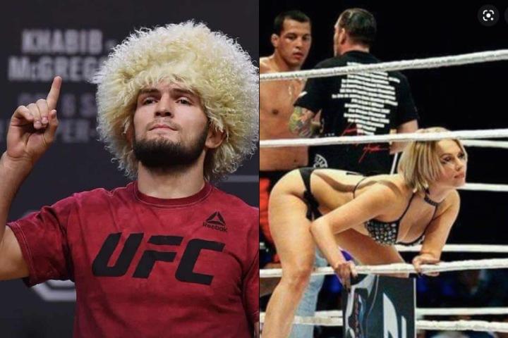 Khabib Nurmagomedov: 'Ring Girls are Useless in MMA