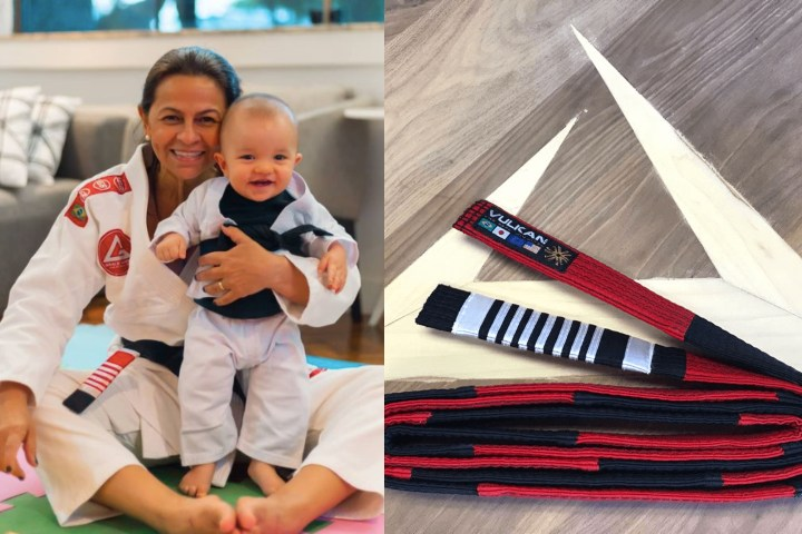 BJJ's 1st Ever Woman Black Belt Becomes 1st Woman Coral Belt After Training for 43 Years