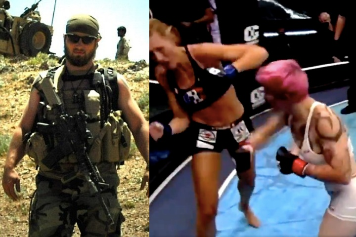 Watch: US Special Forces Transgender Fighter Defeats Woman in MMA Debut