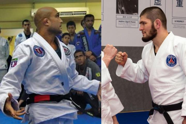 BJ Penn: 'Khabib Nurmagomedov Never Fought Up a Weight Class Because He is Not Proficient & Confident in Jiu-Jitsu
