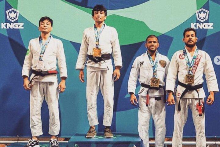 The Miyao Twins Share Podium – Winning Two Top Spots – At Pan Ams 2021