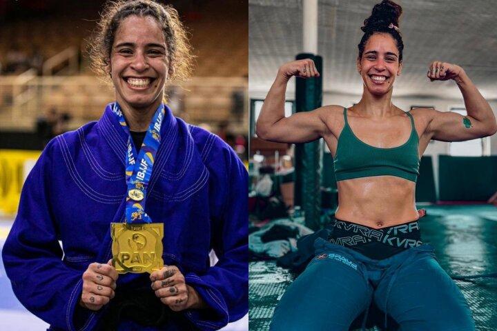 Pans 2021: Yara Soares Defeats Ana Carolina Vieira, Wins Open Weight