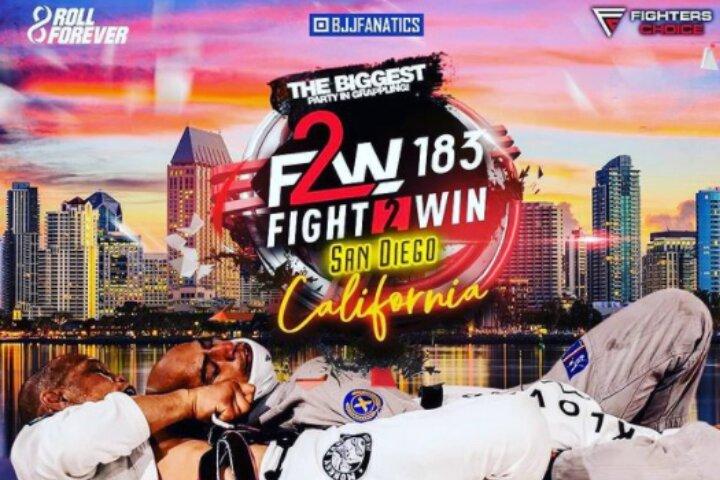 F2W 183 Full Line-Up: Josh Hinger, Fellipe Andrew & Others