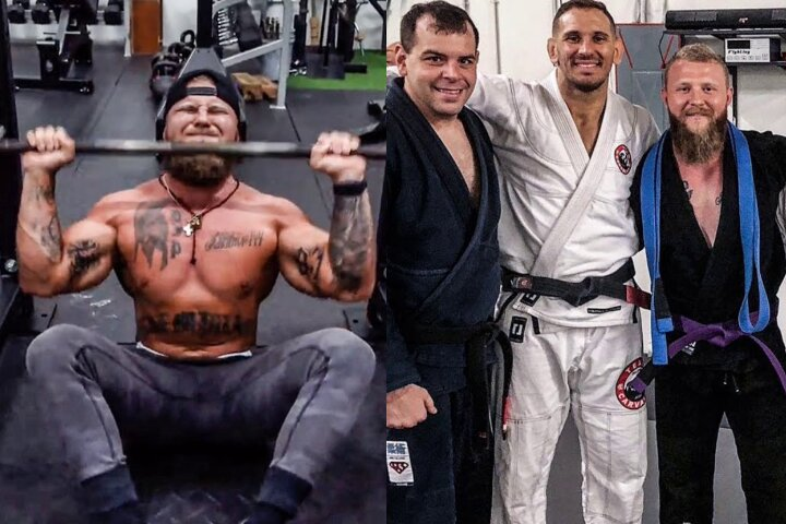 Try These Special Strength Exercises For BJJ Performance