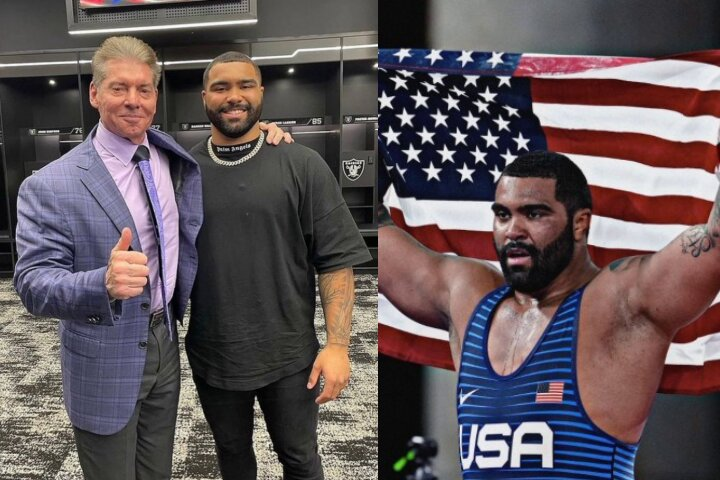 Olympic Wrestling Champion Gable Steveson Signs With WWE