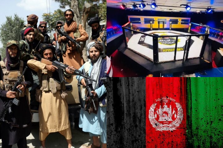 """The Taliban Make MMA Illegal in Afghanistan: """"Punching In The Face Is Prohibited Under Their Law"""""""