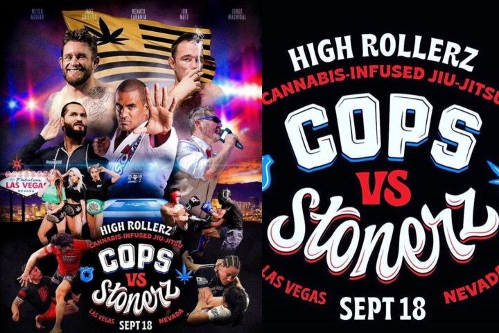 High Rollerz 7: Team Cops vs. Team Stonerz (With Guest Commentary by Jorge Masvidal)