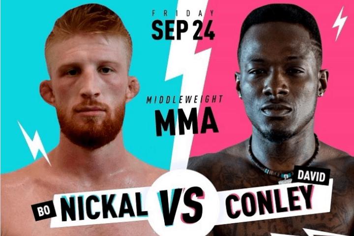 Wrestling World Champion Bo Nickal To Make His MMA Debut On September 24