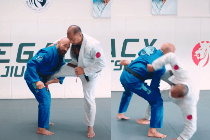 Single Leg to Double Leg: Takedown Transition You Have to Learn