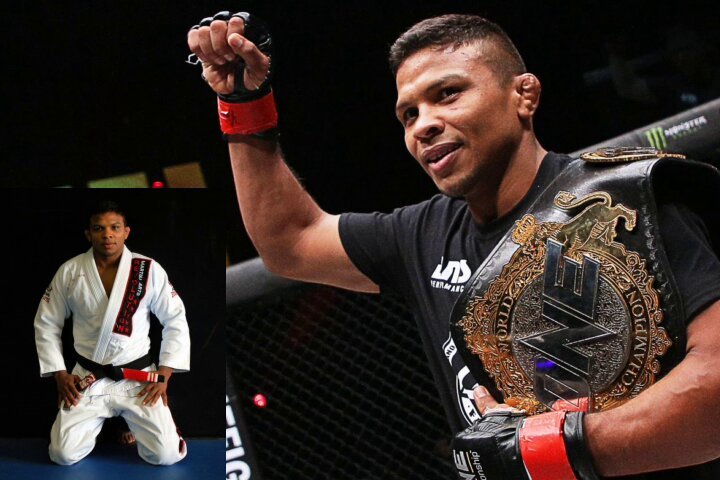 """MMA & BJJ World Champion Bibiano Fernandes: """"'Later' Is A Word That Doesn't Exist In My Life"""""""