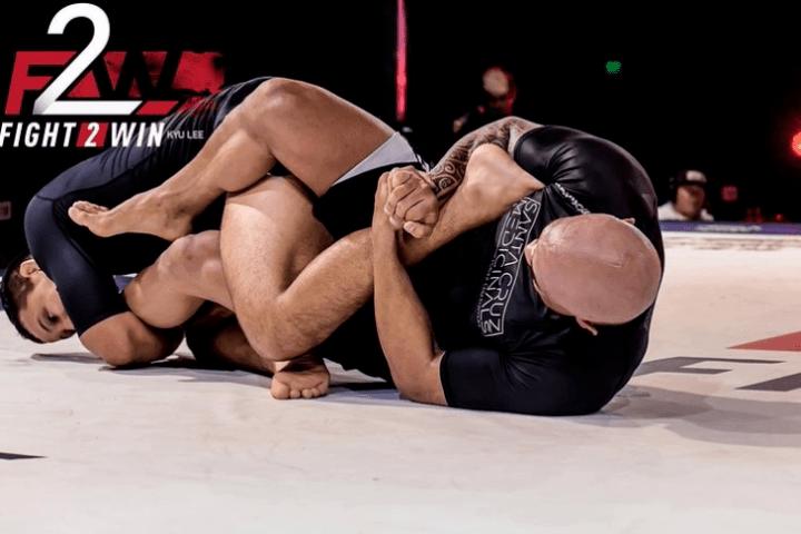 F2W 185 Full Results: Yuri Simoes Beats Fellipe Andrew In Main Event