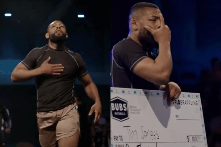 WNO Heavyweight Finals: Tim Spriggs Submits Kaynan Duarte