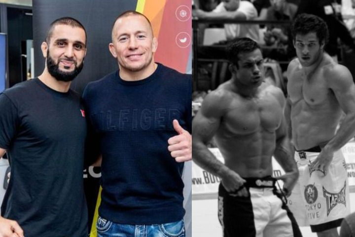 """Firas Zahabi: """"PED Use Is Worse in BJJ Than in MMA. Some Blue Belts Are Jacked Out Of Their Minds"""""""