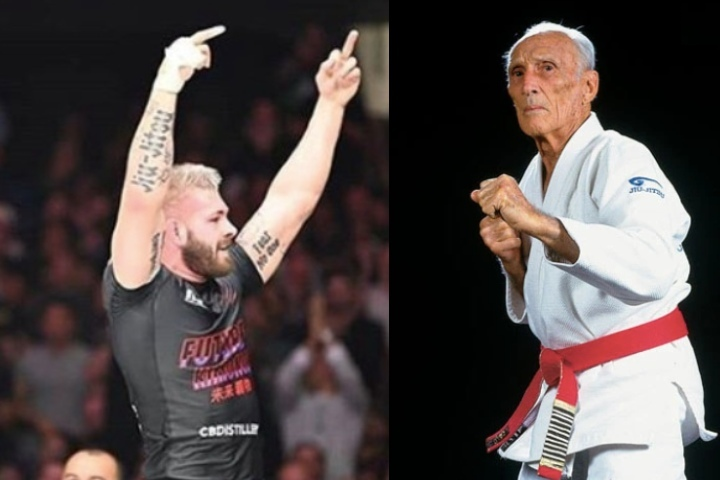 """Gordon Ryan On the Hard Core Origin of BJJ: 'Me Talking Sh*t Is Tame Compared To What Helio Gracie Did & Said"""""""
