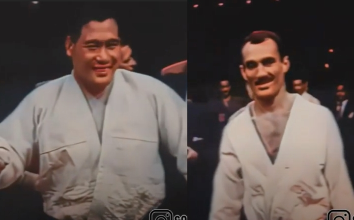The Colorized & Remastered Kimura – Hélio Gracie Challenge Match Gives a Different Perspective On The Event