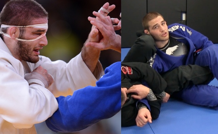Travis Stevens:'If You Did Judo with Me, We Probably Wouldn't be Friends. If We Did BJJ, We Would Be.'