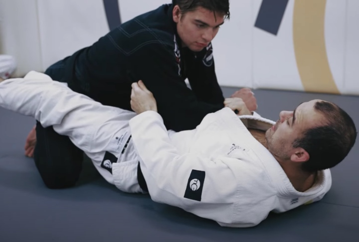 Marcelo Garcia's Simple & Easy Closed Guard System That Will Get You More Wins