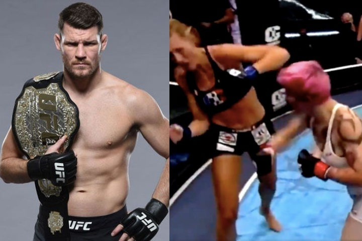 """Michael Bisping on Transgender fighter Alana McLaughlin: """"It's Unfair To Women's MMA"""""""
