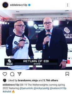 EBI Return