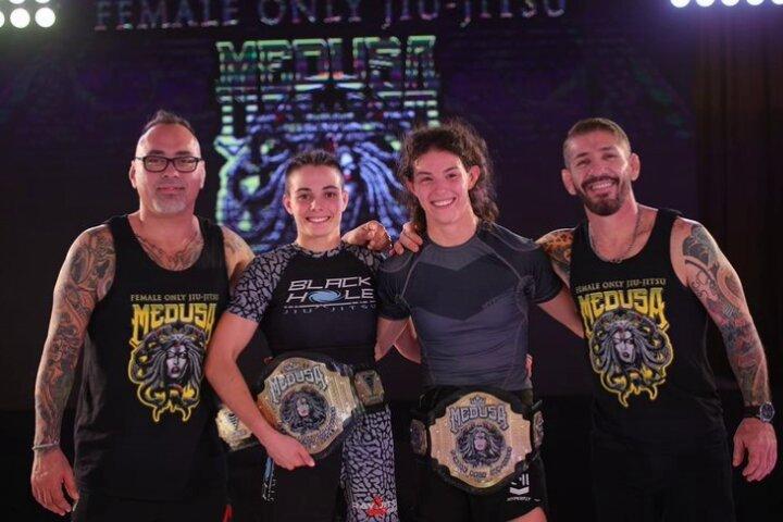 Medusa Full Results: Juliana Miller Earns Upset Win Over Bia Mesquita